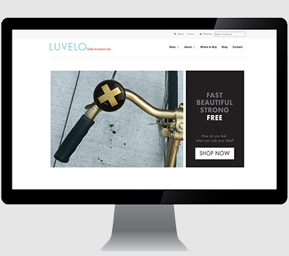 Luvelo Website